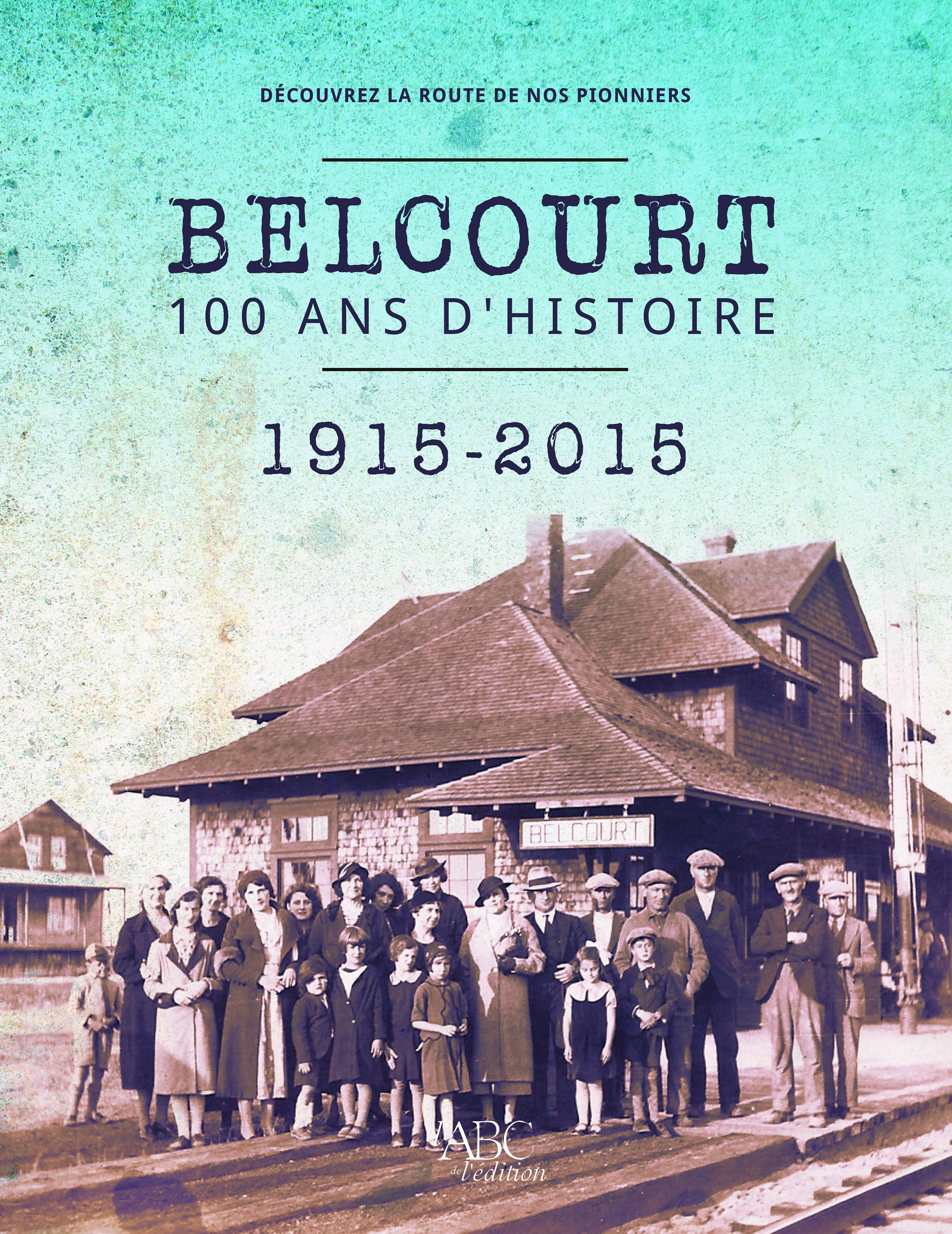 914 Couverture Belcourt