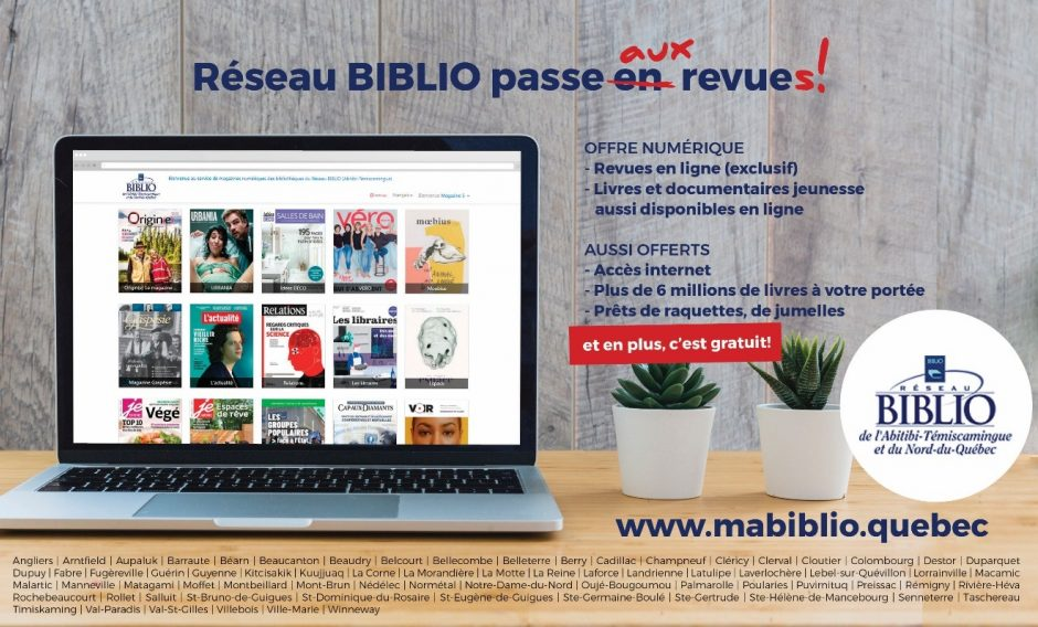 Biblio Revue